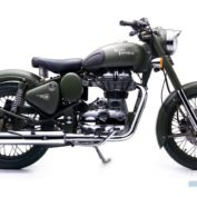 Enfield-Bullet-C5-Military-2011-photo