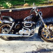 Harley-Davidson-XLH-1000-Sportster-1978-photo