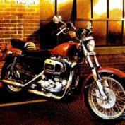 Harley-Davidson-XLH-1000-Sportster-1980-photo
