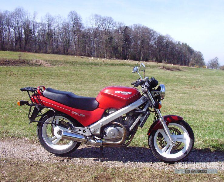 Honda Ntv 650 Review