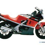 Kawasaki-GPZ-600-R-1988-photo
