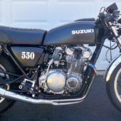 Suzuki GS 550 L 1983
