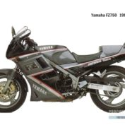 Yamaha-FZ-750-1992-photo