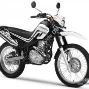 Yamaha-Serow-250-25th-Anniversary-Special-2011-photo