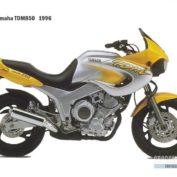 Yamaha-TDM-850-1996-photo